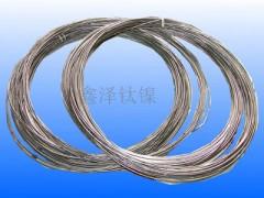 鑫泽现货供应0.025-0.10 N6镍丝