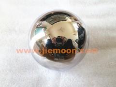 钛球厂家 钛合金球 打孔钛珠 钛空心球 手链用钛球