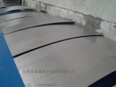 现货供应工业用纯钛板 优质0.8软板 品质好 价格优