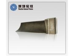 镍基合金叶片 高温合金 飞机叶轮零件 精密铸造 钛合金厂家