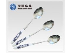 钛餐具勺子 离心铸造 铸造金属 不锈钢铸造