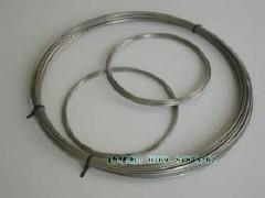 钛丝DIN3.7065纯钛合金钛丝耳环 头饰直径1.0mm