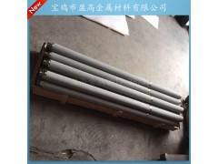 供应M30螺纹接口50*1000不锈钢粉末烧结滤芯