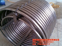 钛盘管,钛U型管,钛蛇形管,钛加热管