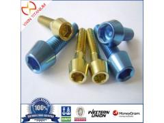 TA1 TA2 TC4 钛标准件 着色钛紧固件 钛非标件