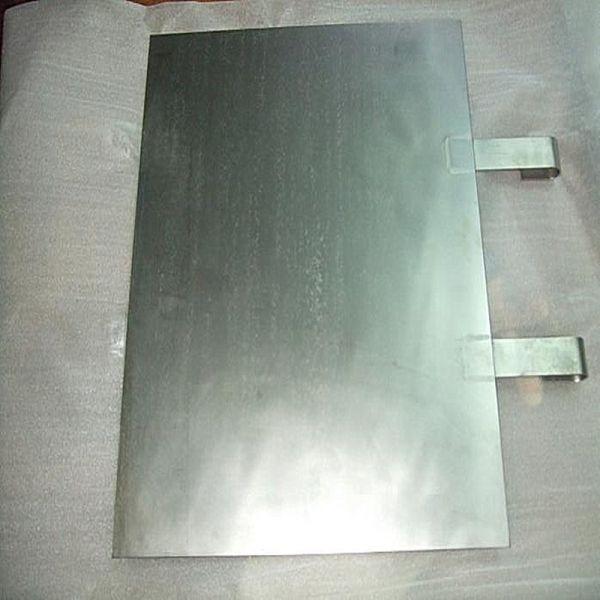 江苏HR生产钛阳极板钛电极板-医院污水处理用钛阳极板钛电极板
