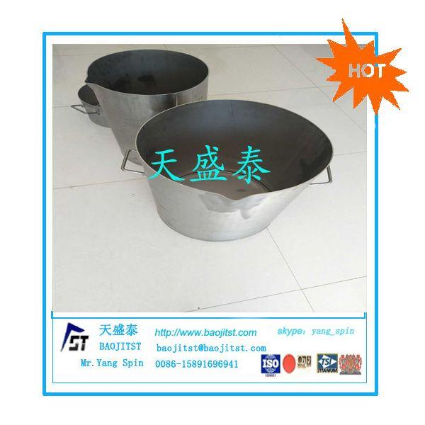 优质煮王水钛桶 金银煮水钛桶 煮黄水钛桶