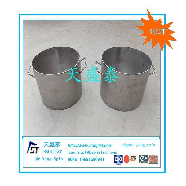 优质钛桶金银煮黄水钛桶