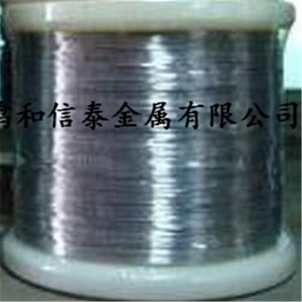 供应0.1-0.5钛细丝 TA1 TA2 TA3 TC4