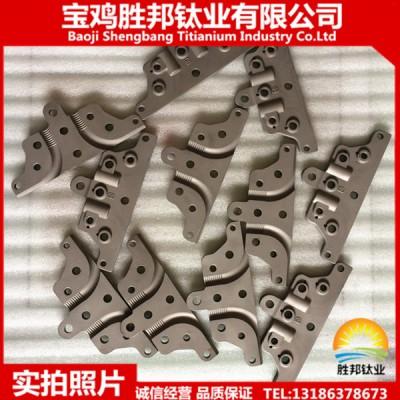 【胜邦钛业】专业生产钛加工件 TC4钛合金加工件 来图订制