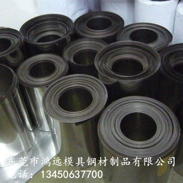 TA1/TA2钛带 工业纯钛带 钛箔薄钛片钛卷板 环保耐高温