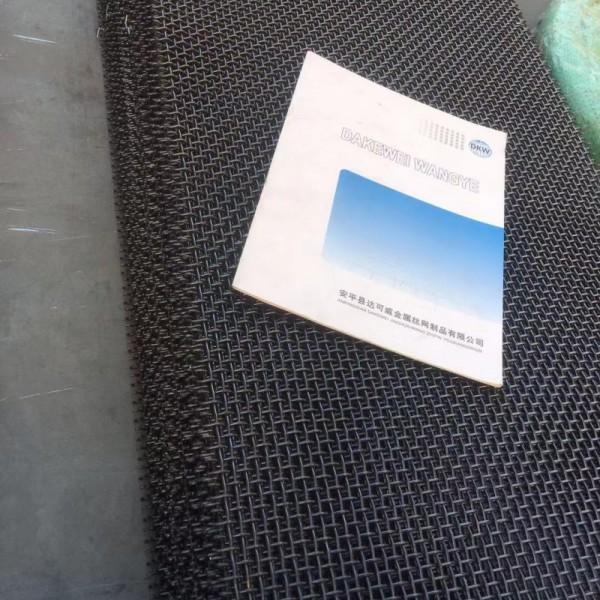 钛丝网 TA2钛丝编织网 平纹方孔钛丝网