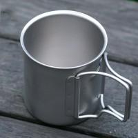 厂家直销康钛折叠水杯