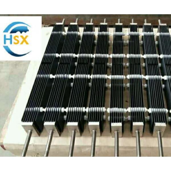 厂家制作污水处理用钛阳极,电解法污水处理用钛阳极