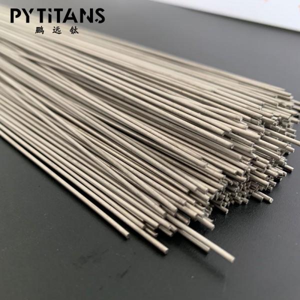 供应 抗拉高强度TA4 精密钛丝 直径1.2毫米酸洗面钛丝