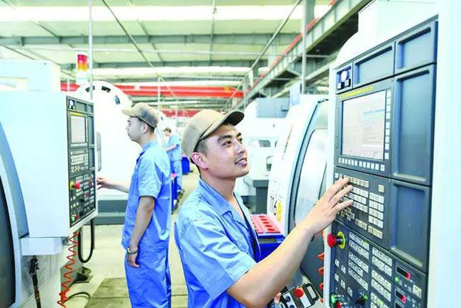 沈阳高新区企业中钛装备:抢占钛产业高附加值市场