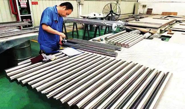 永盛泰钛业:上半年实现销售收入1.26亿元,同比增长85%