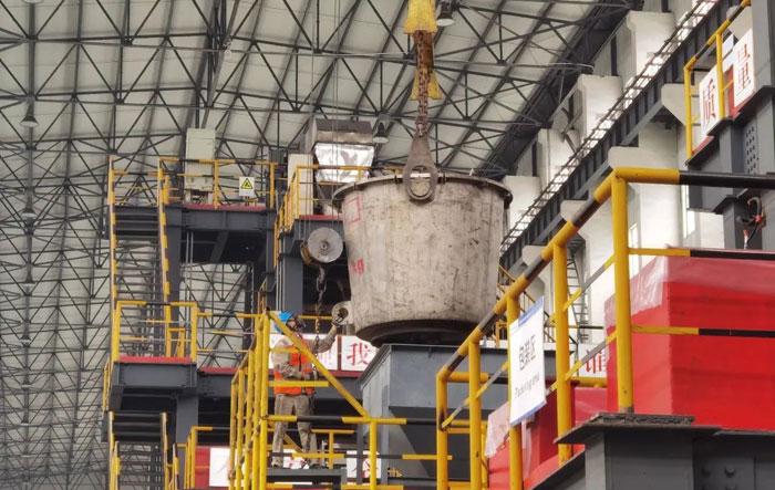 新立禄丰钛业8月份海绵钛产量突破一千吨